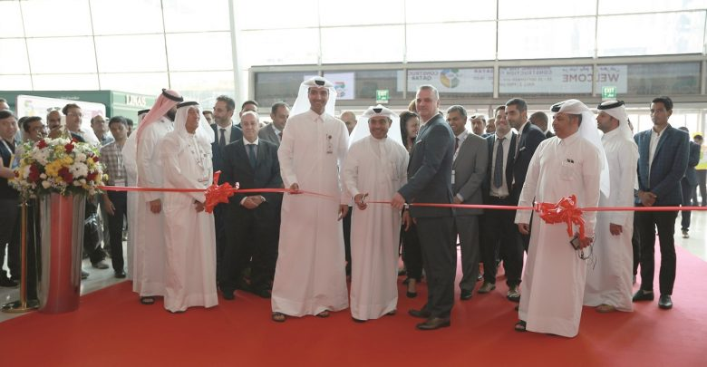 Commerce and Industry Minister opens The Big 5 Construct Qatar