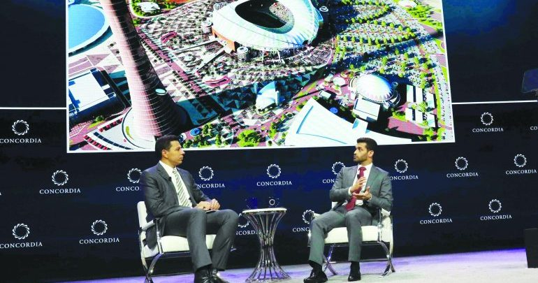 Qatar would welcome everyone to enjoy the first FIFA World Cup in the region: Al Thawadi