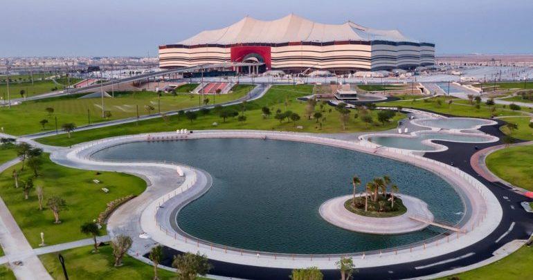 Qatar 2022: Al Bayt Stadium close to completion
