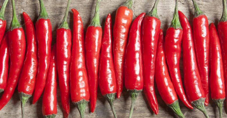 Excessive consumption of chilli affects cognitive ability