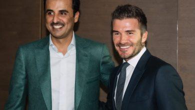 Beckham and The Amir