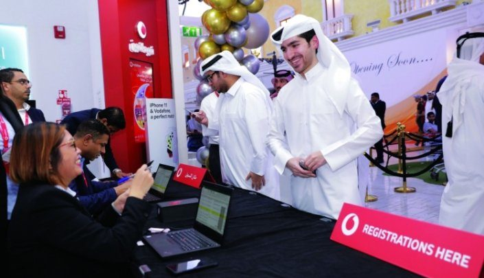 Vodafone Qatar officially releases new iPhone
