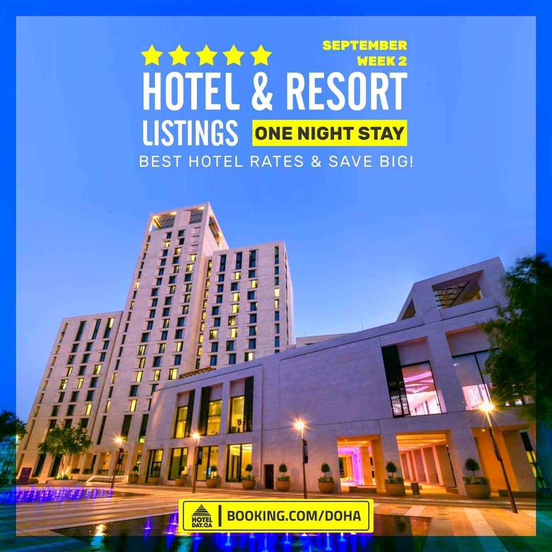 Hotel & Resort listings this week