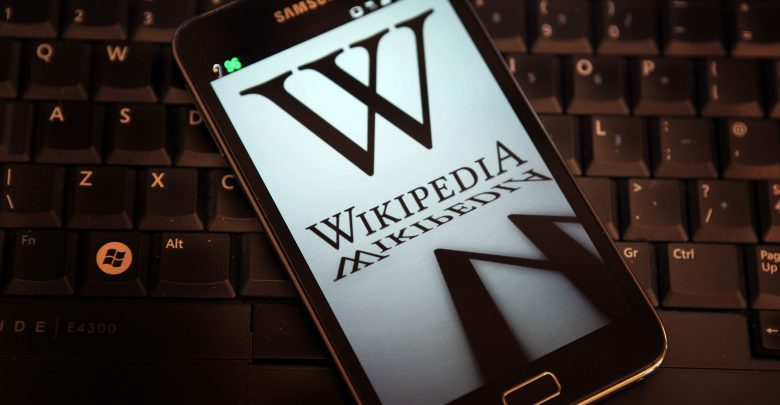 After being cyber attacked .. Wikipedia returns