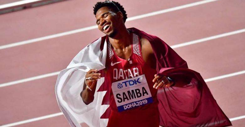 Samba makes stunning comeback from injury with Worlds bronze
