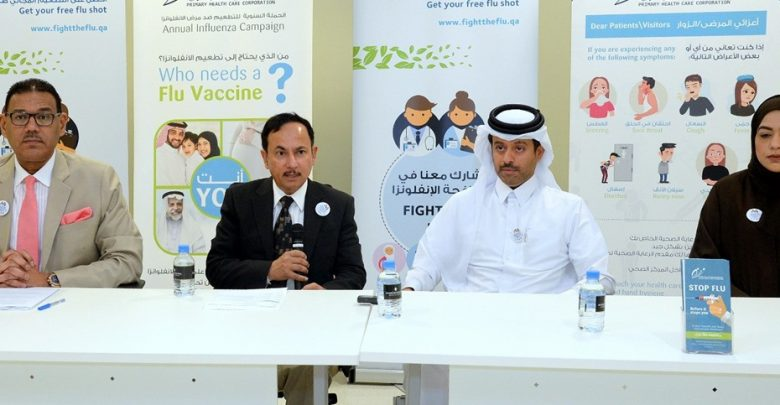 'Fight the Flu' drive aims to vaccinate nearly 200,000 people
