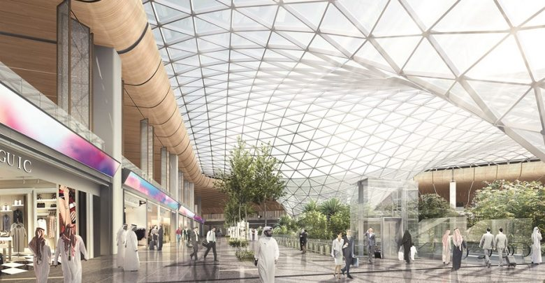 Qatar's Hamad International Airport to be expanded to handle 60 million passengers