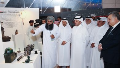 Photo of First Scrap Art Exhibition opens at Souq Waqif