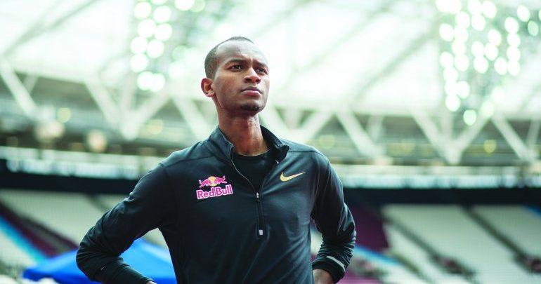 Barshim ready to fly high at Doha Worlds