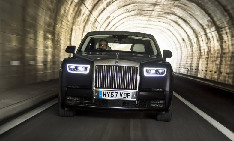 Rolls-Royce Qatar Phantom