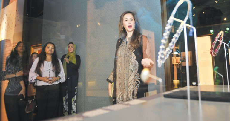 Exhibition of Indian gems and jewellery opens at MIA