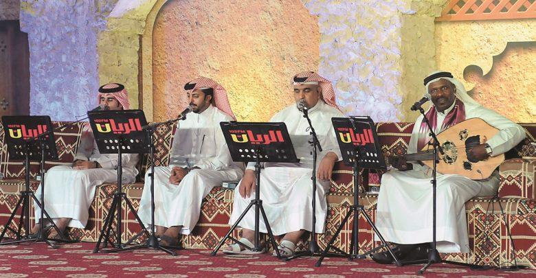 Qatari song festival on Friday