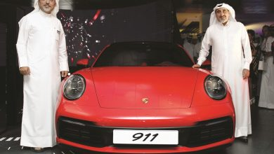 Porsche Centre Doha welcomes the new 911