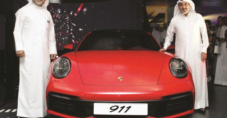 Porsche Centre Doha welcomes the new 911