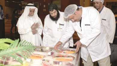 Photo of Major inspection campaign on food outlets at Katara, The Pearl-Qatar
