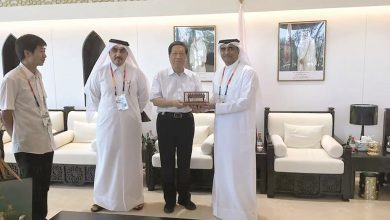 Photo of Qatar Pavilion at Beijing Expo attracts over 2 million visitors