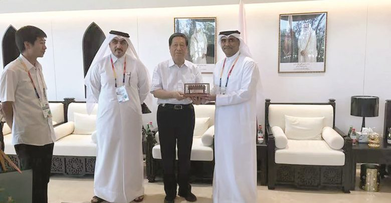 Qatar Pavilion at Beijing Expo attracts over 2 million visitors