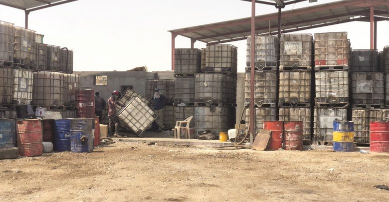 MME stresses need for safe disposal of hazardous wastes