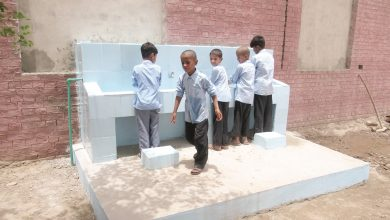Photo of Unicef, Qatar Charity implement water project in Pakistan