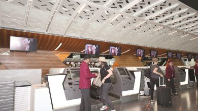 Photo of Hamad International Airport to demonstrate Smart Airport technology at QITCOM