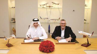 Qatar Airways hosts LATAM Airlines board meeting