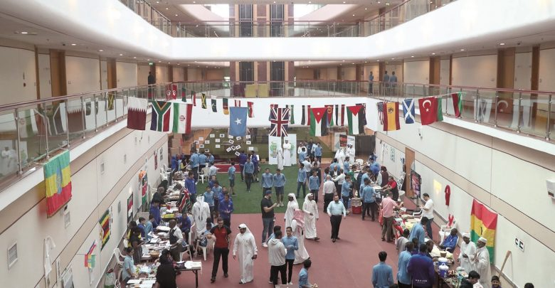 Aspire Academy celebrates Global Citizenship Day