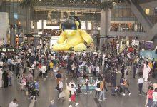 HIA clocks up 'record-high' 10.7mn passengers in 3rd quarter