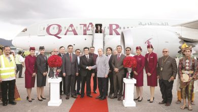 Qatar Airways touches down in Langkawi