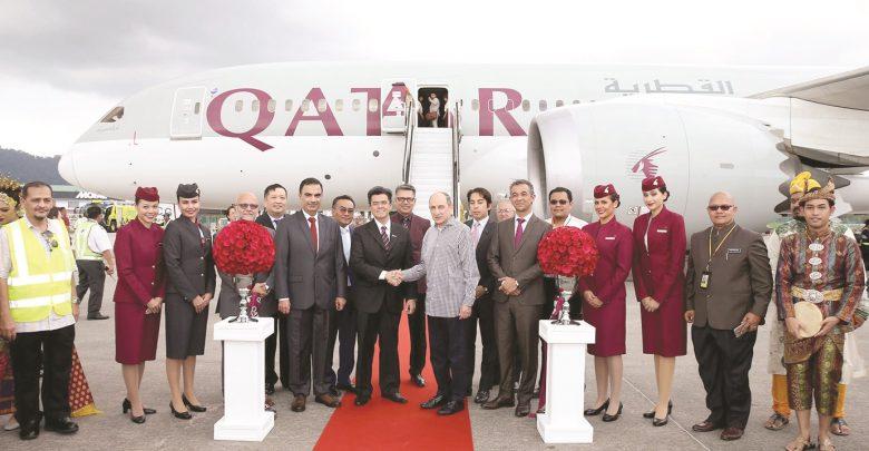 Qatar Airways touches down in Langkawi