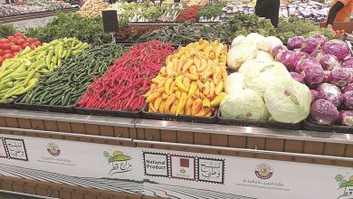 132 tonnes of local vegetables sold in September: ministry