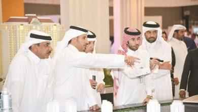 Photo of Prime Minister tours Cityscape Qatar
