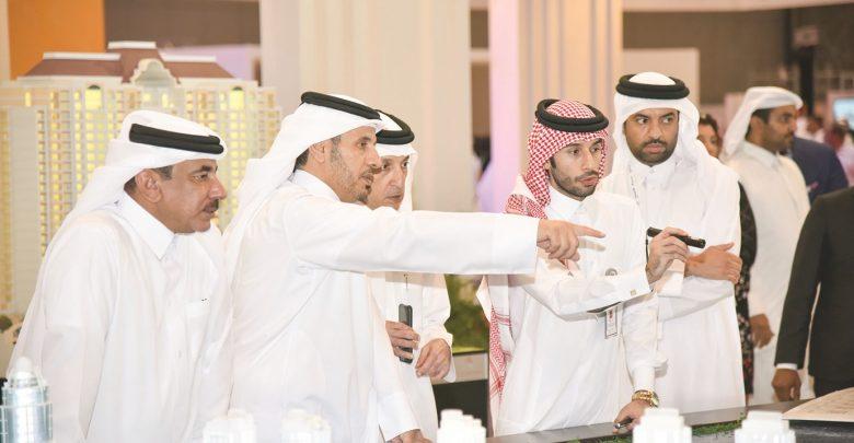 Prime Minister tours Cityscape Qatar