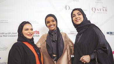 Photo of Heya Arabian Fashion Exhibition opens