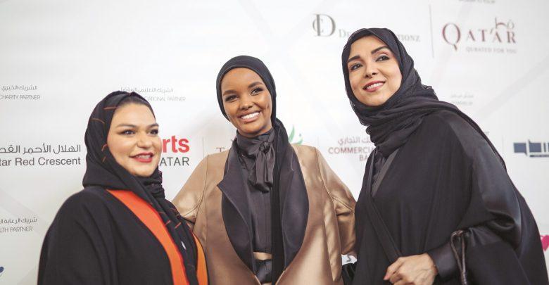 Heya Arabian Fashion Exhibition opens