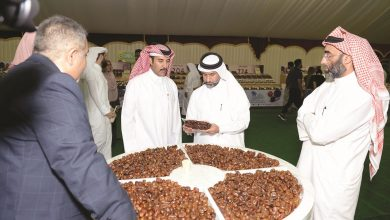 Photo of Sales at dates expo jump 96% to over 56 tonnes