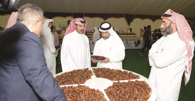 Sales at dates expo jump 96% to over 56 tonnes