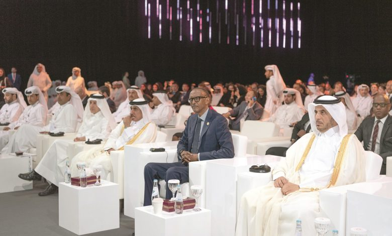 Prime Minister inaugurates Smart City Expo Doha