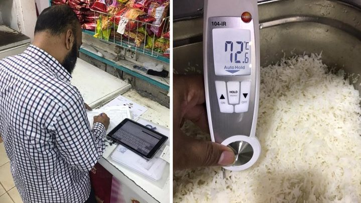 MME finds 10 violations at food outlets