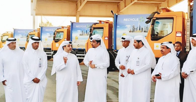 MME launches waste sorting, recycling program