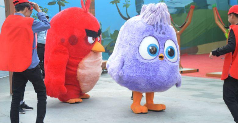 Ooredoo sponsors Angry Birds World Carnival