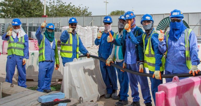 ILO lauds Qatar's role in protecting rights of workers