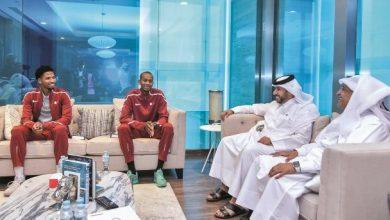 Ooredoo honours past and present Qatari Olympic athletes