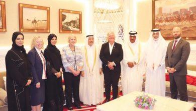 Australian parliamentary delegation visits Qatar