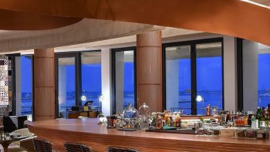 B Lounge, The Ritz Carlton Doha