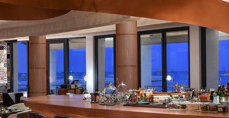 B Lounge, The Ritz Carlton Doha
