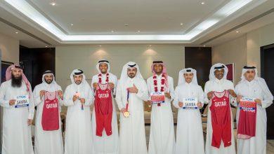 Sheikh Joaan honours Barshim