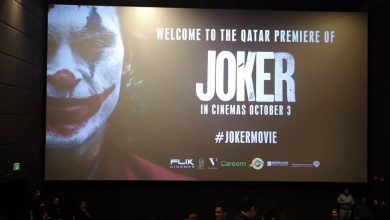 Watch JOKER in Cinemas OCTOBER 3