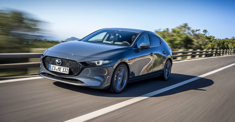 National Car Company launched All-new Mazda 3