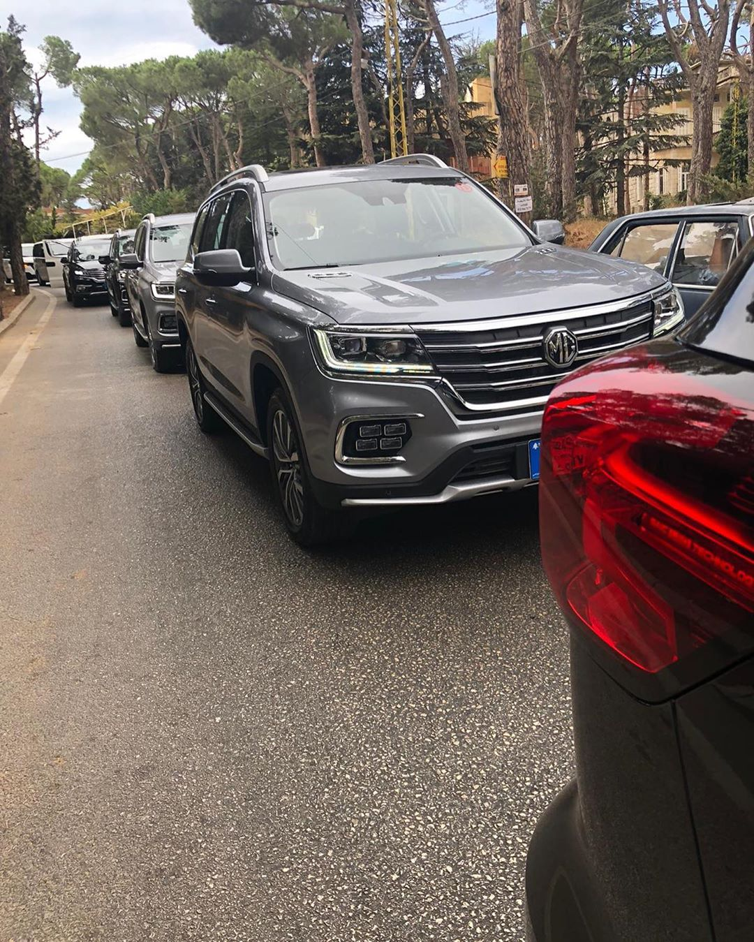 A tour in Lebanon with MG Qatar