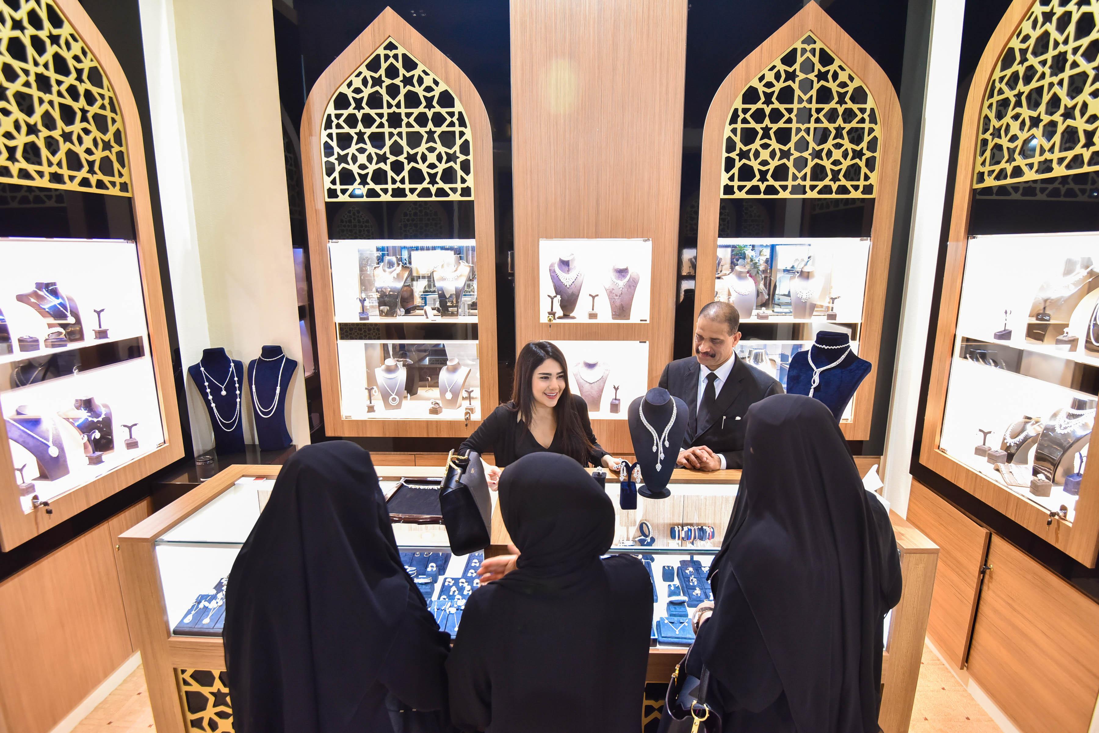 معرض الدوحة للمجوهرات والساعات يعود لعشاق الفخامة والأناقة من 24-29 فبراير 2020